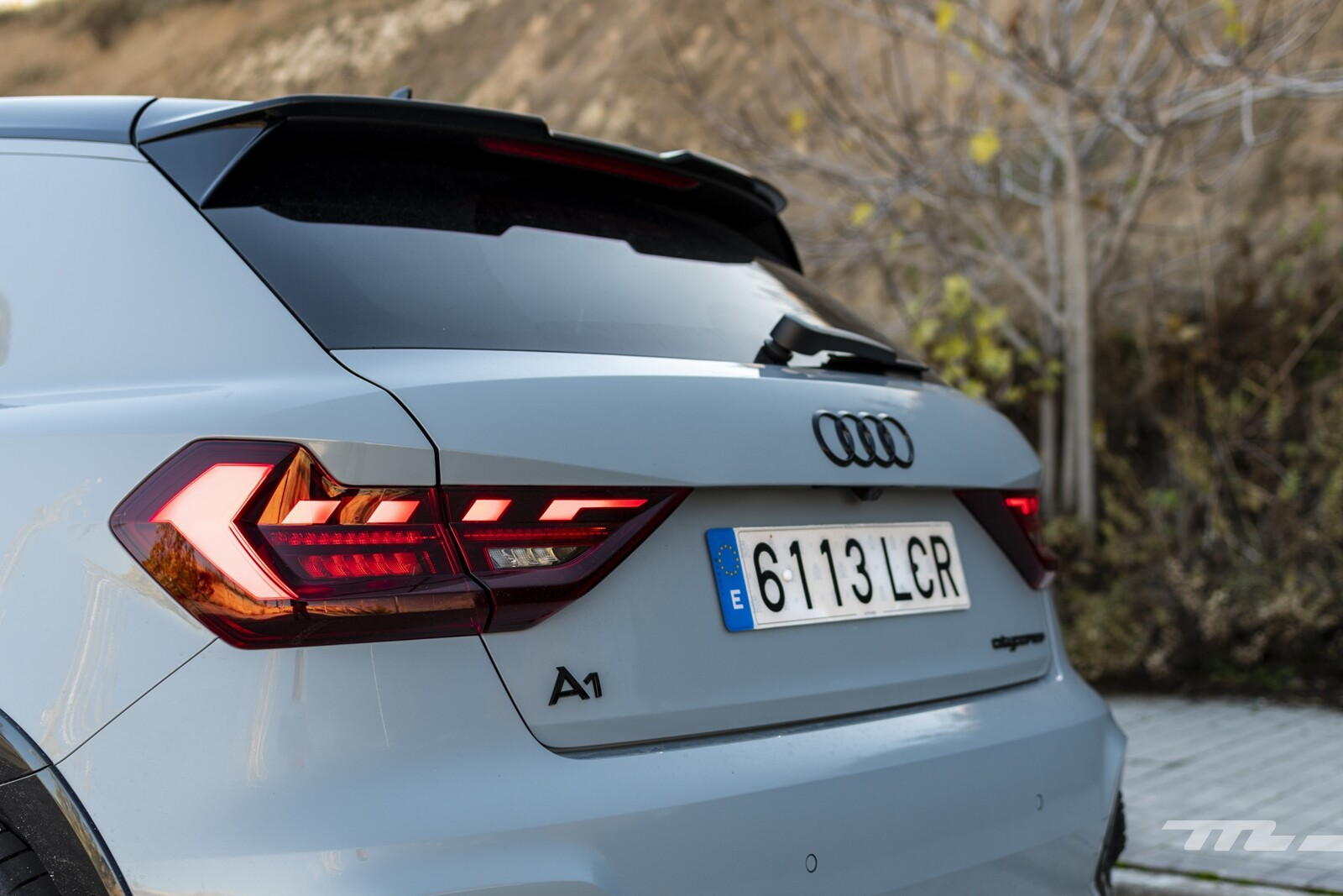 Foto de Audi A1 Citycarver 2020 prueba (18/39)