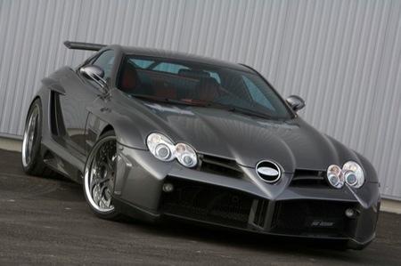 Mercedes SLR por FAB Design