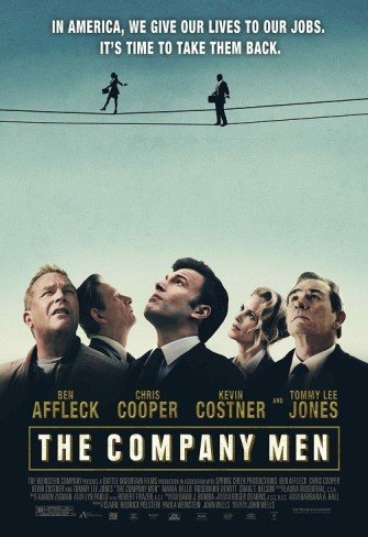 'The Company Men', cartel y tráiler
