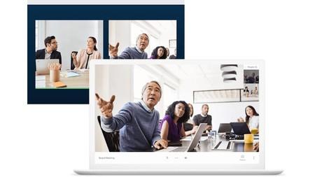 Así puedes enviar las videollamadas de Meet al televisor a través del Chromecast