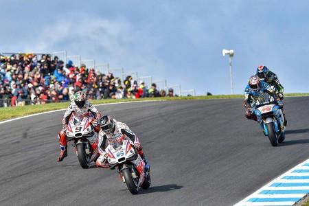 Gp Australia Motogp 2016 Ducati Pramac