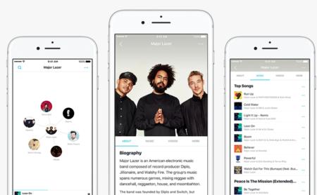 Discovr, una aplicación para explorar y descubrir nueva música en iOS: App de la Semana