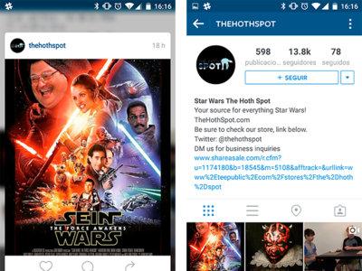 Instagram introduce un falso 3D Touch en la última actualización de Android [APK]
