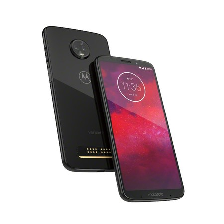 Motoz3 Verizon Black Pdp Hero