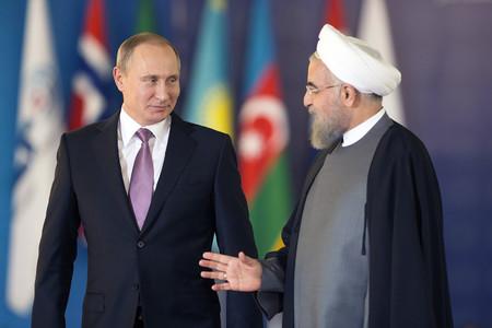 Rouhani Y Putin