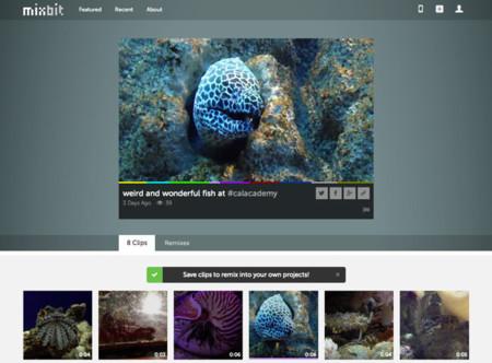Mixbit, la nueva apuesta para la creación de micro vídeos