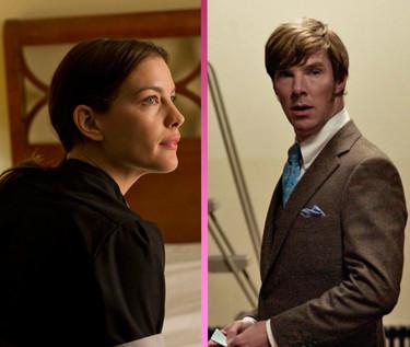 Liv Tyler le sigue la pista Sherlock Holmes... digo a Benedict Cumberbatch