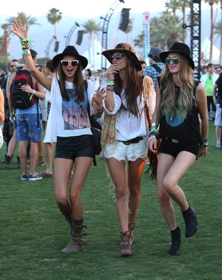 Los mejores outfits vistos en la 'historia' de Coachella