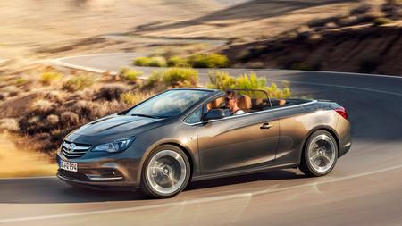 Opel Cabrio, conocido como Cascada en otros mercados