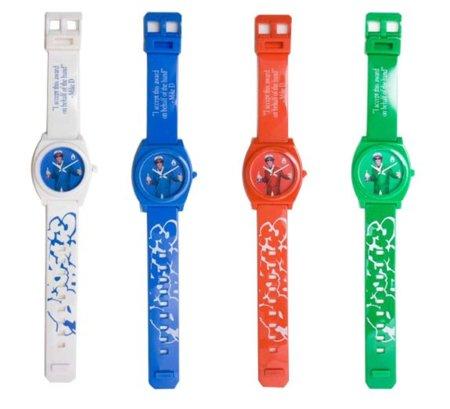 Relojes Nixon de los Beastie Boys