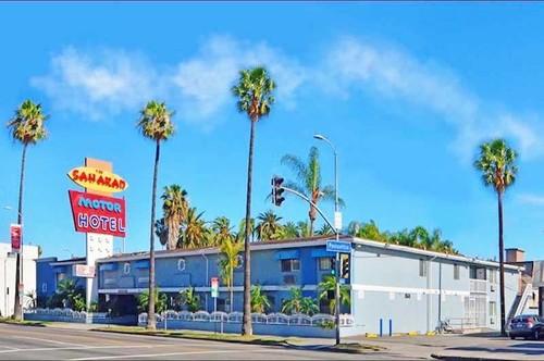 Una ruta por Estados Unidos parando en los mejores (y más auténticos) moteles de carretera