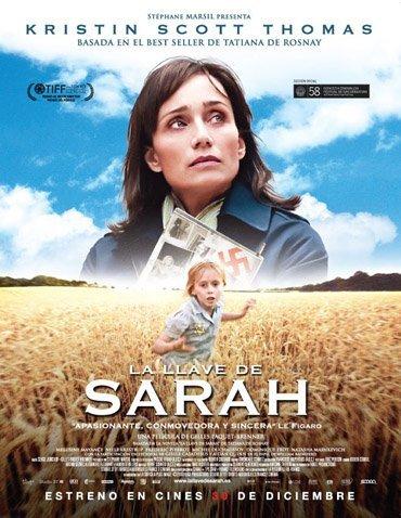 'La llave de Sarah', cartel y trailer