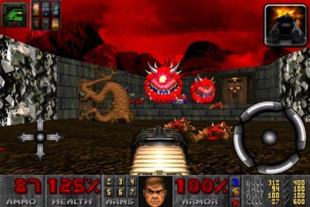 Doom classic, ya disponible para tu iPhone / iPod Touch