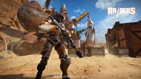 Raiders Of The Broken Planet 05