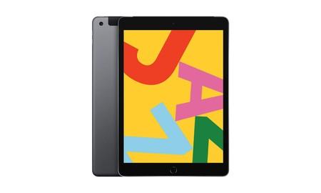 140 euros menos en el iPad 2019 WiFi + Celular de 32 GB si usas el cupón PDESCUENTO5 al hacer tu pedido