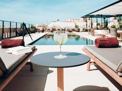 Siete terrazas de hotel para disfrutar del verano en Mallorca