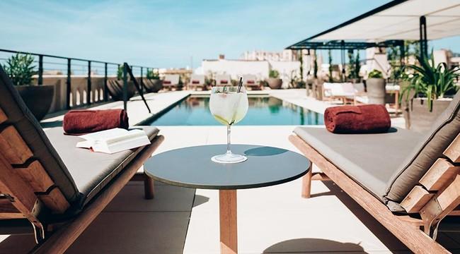 Hoteles con terraza Mallorca Sant Francesc
