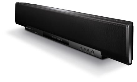 Yamaha YSP-4000, sonido y vídeo de diseño