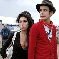 Amy Winehouse privada de su marido, una vez más