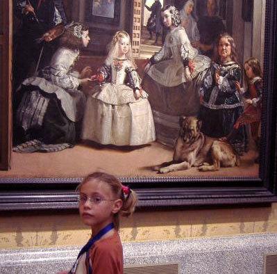 Viajar con bebés: ¿visitar museos?