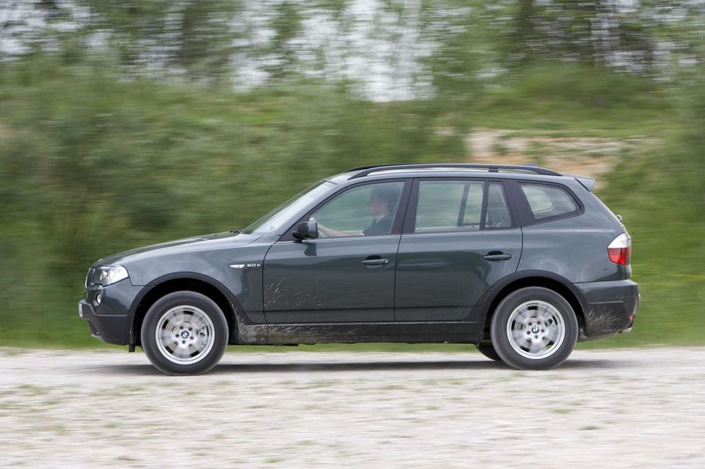 Foto de BMW X3 con EfficientDynamics (62/71)