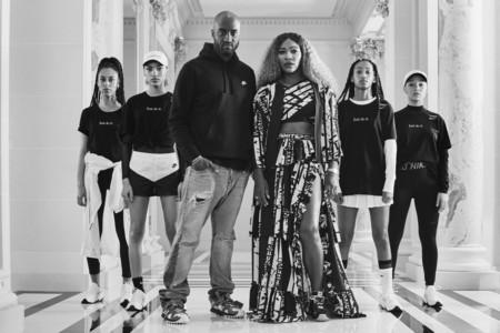 Esta es la nueva colección cápsula de Off-White x Nike diseñada para Serena Williams (y viene con capa incluida)