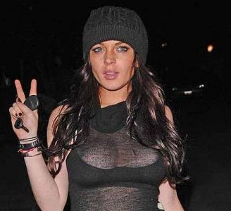 Lindsay Lohan está aterrada por su carrera