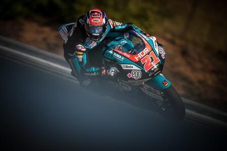 Fabio Di Giannantonio sorprende en MotorLand colocando a la Speed Up en la primera posición