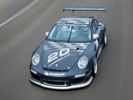 Porsche 911 GT3 RS Cup, aparatón en Frankfurt