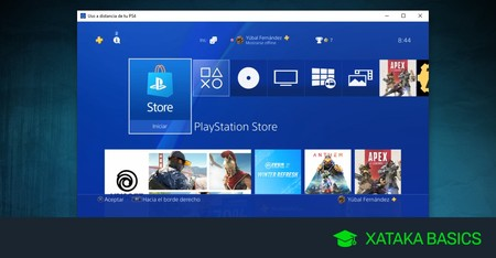 Cómo conectar tu PlayStation 4 con el PC Windows o Mac para jugar a distancia