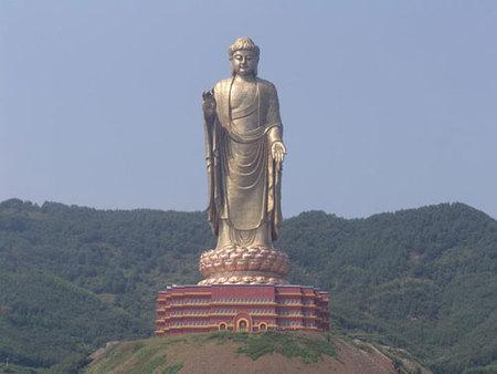 El Buda gigante de Lushan, China