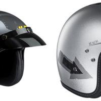 ¿Quieres estilo retro y moderno al mismo tiempo? Pues el HJC FG-70 es tu casco