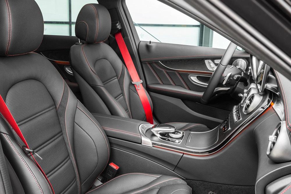 Foto de Mercedes-Benz C450 AMG 4Matic (17/24)