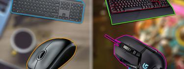 Teclado y ratón gaming vs. teclado y ratón tradicionales: cuáles son las diferencias y en qué fijarse