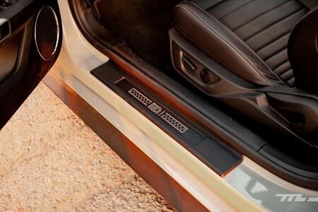 Ford Mustang Mach 1 2021 Prueba 059