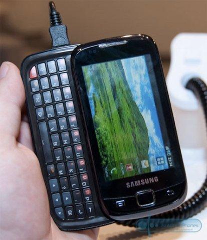 Samsung i5510, un Android más en la lista