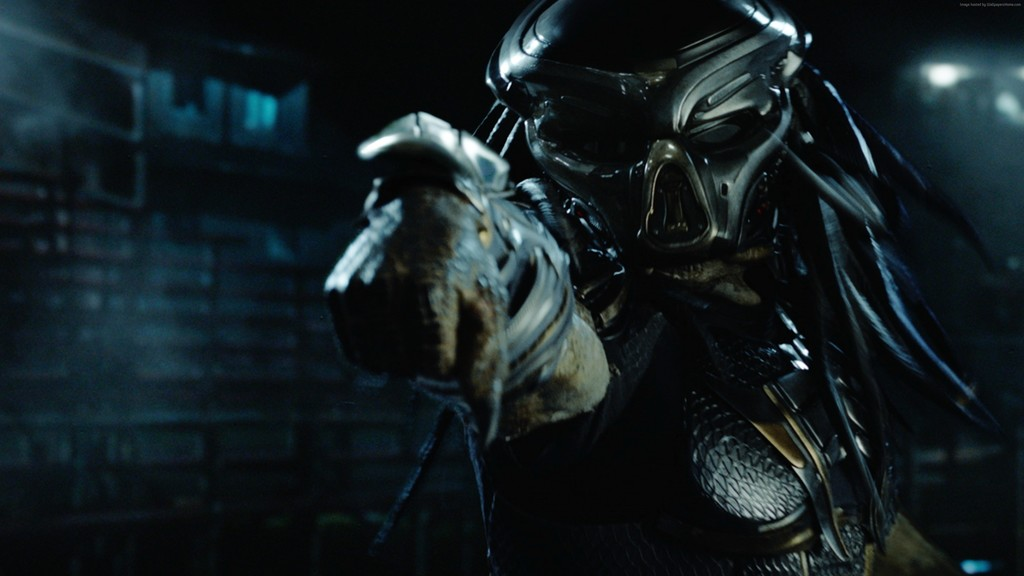 The Predator 2018 Movie W516