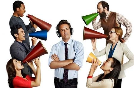 NBC sigue ejecutando sitcoms y cancela 'Go On'
