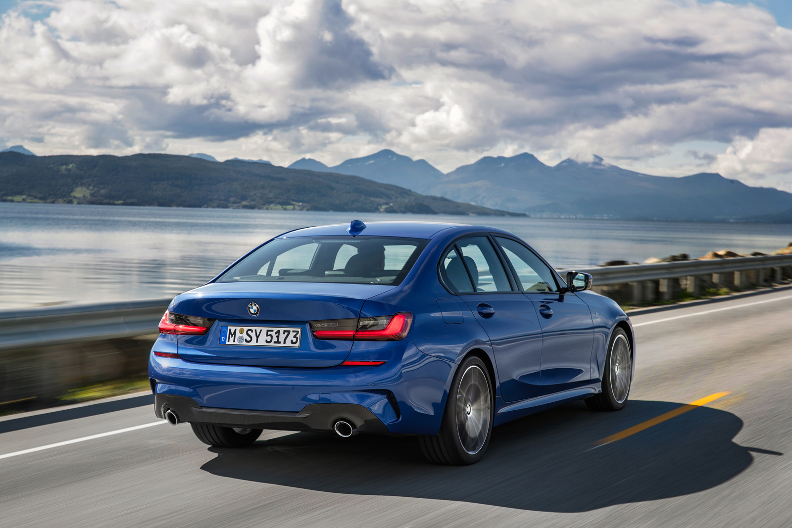 Foto de BMW Serie 3 2019 (15/131)