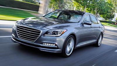 El Hyundai Genesis llegará a Europa a finales de año