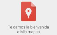 Google Maps Engine estrena nuevo nombre y logotipo, ahora se llama Mis Mapas