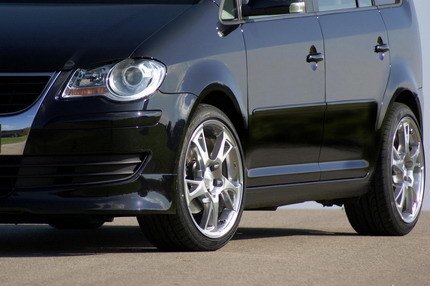 Volkswagen Touran por ABT