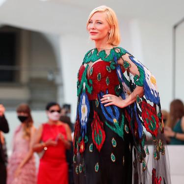 Festival de Venecia 2020: los mejores looks en la alfombra roja de la ceremonia de clausura