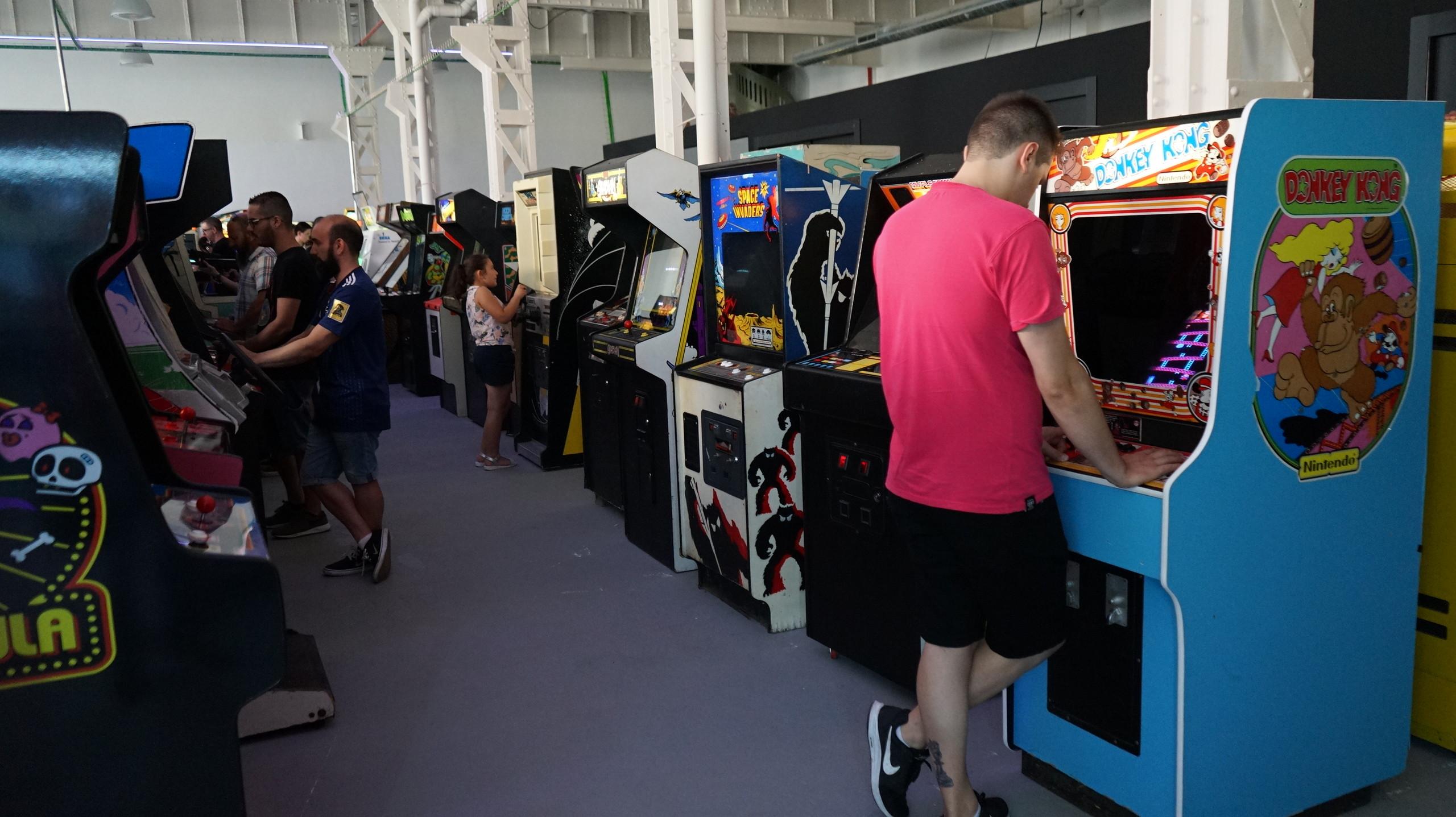 Foto de Museo máquinas Arcade (39/46)