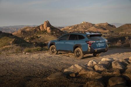 Subaru Outback Wilderness 2021 044