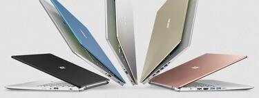 Llegan los nuevos Acer Swift, Spin y Aspire, y lo hacen con los Intel Core de 11ª generación y gráficos Intel Xe (Max) por bandera