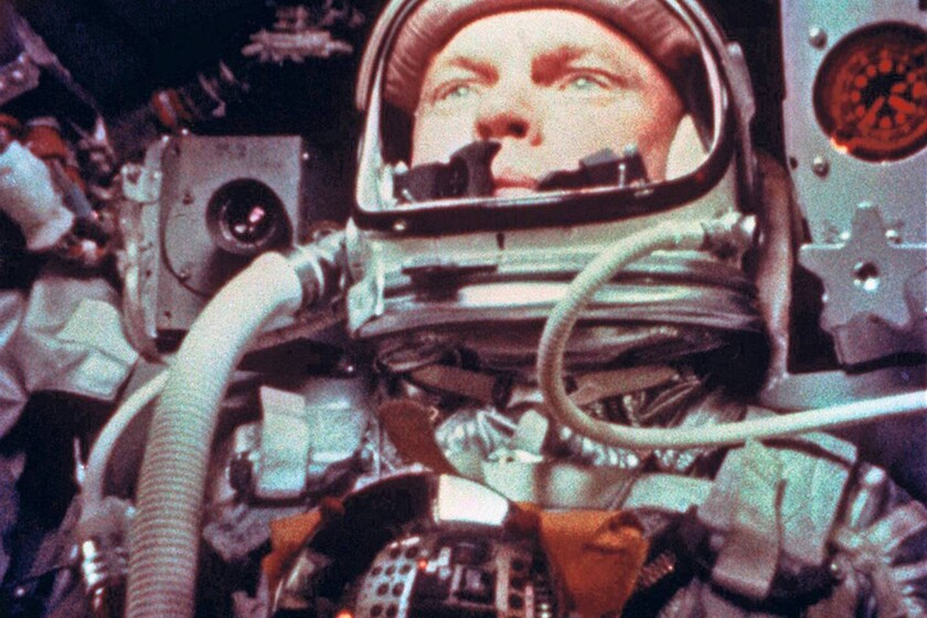 The glowing spheres that astronaut John Glenn saw in his orbit of Earth were rather prosaic.