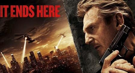 'V3nganza', meterse con Liam Neeson sigue siendo mala idea