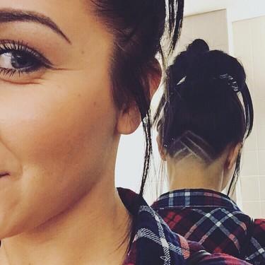 La nueva moda que se esconde en las nucas de las instagramers