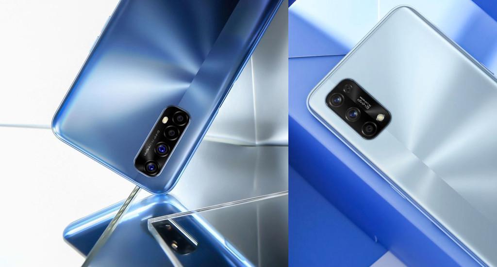 Las características del Realme 7i se filtran casi al completo: 5.000mAh y ocho GB(Gigabyte) de RAM